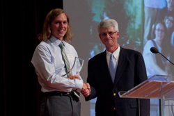 Co-Founder Brett Flener's Mary Morris Award Speech