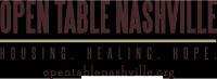 Open Table Nashville Logo [housing, Healing, Hope]