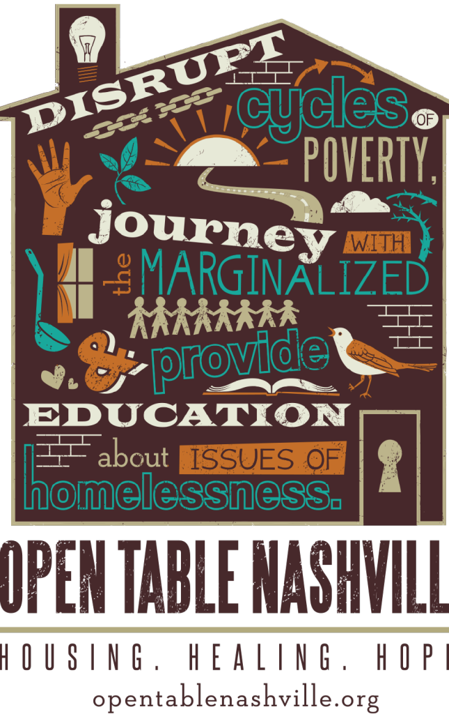 Open Table Nashville [full Logo With Tagline And Website]