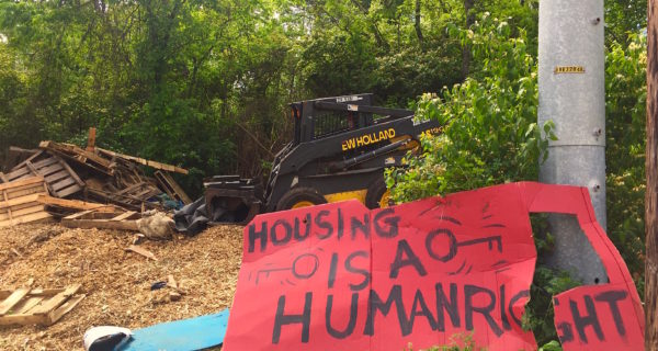 Good Faith And Contradictions Of Fort Negley Evictions