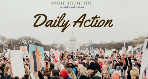 Daily Action 6.22.17